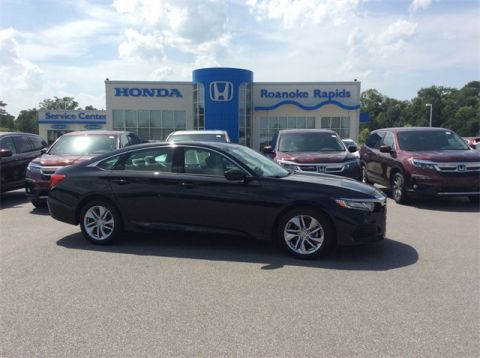 Pre-Owned 2018 Honda Accord LX - CERTIFIED